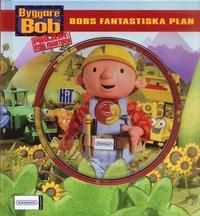 bokomslag Byggare Bobs stora plan + CD