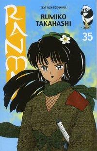 bokomslag Ranma 1/2 35 : Ninjan Konatsu