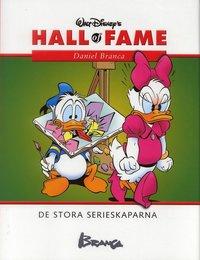 bokomslag Walt Disney's hall of fame : de stora serieskaparna. 14, Branca