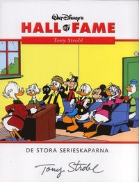 Walt Disney's hall of fame : de stora serieskaparna. 15, Tony Strobel
