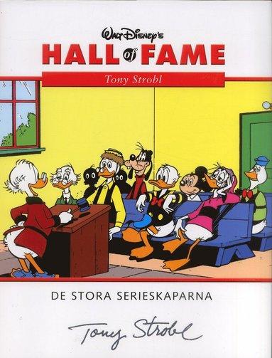 bokomslag Walt Disney's hall of fame : de stora serieskaparna. 15, Tony Strobel