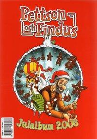 bokomslag Pettson & Findus julalbum 2006