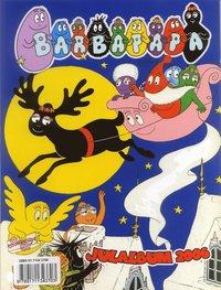 bokomslag Barbapapa Julalbum 2006