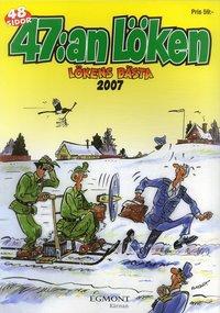 bokomslag 47:an Löken 2007-Lökens bästa