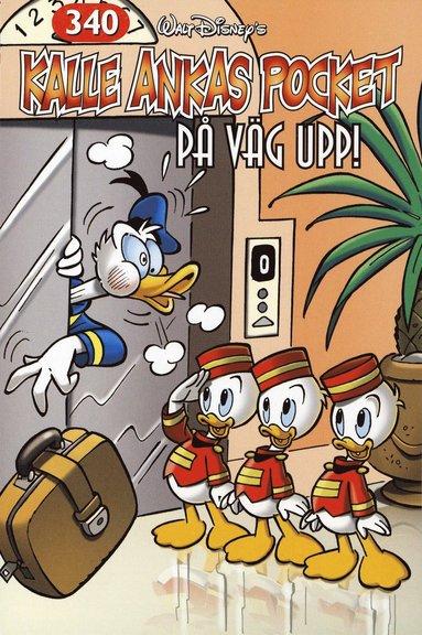 bokomslag Kalle Ankas Pocket nr 340