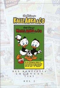 bokomslag Kalle Anka & C:o. Den kompletta årgången 1962. D. 2