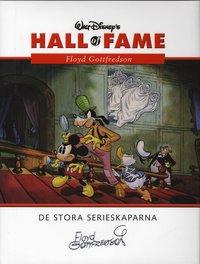 Walt Disney's hall of fame : de stora serieskaparna. 17, Floyd Gottfredson