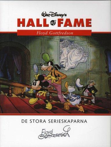 bokomslag Walt Disney's hall of fame : de stora serieskaparna. 17, Floyd Gottfredson
