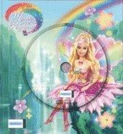 bokomslag CD bok-Barbie och den magiska regnbågen