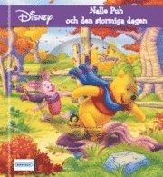 bokomslag CD bok-Nalle Puh och den stormiga dagen