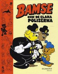bokomslag Bamse och de elaka poliserna