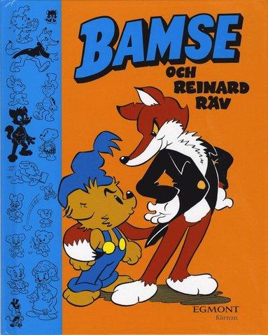 bokomslag Bamse och Reinard Räv