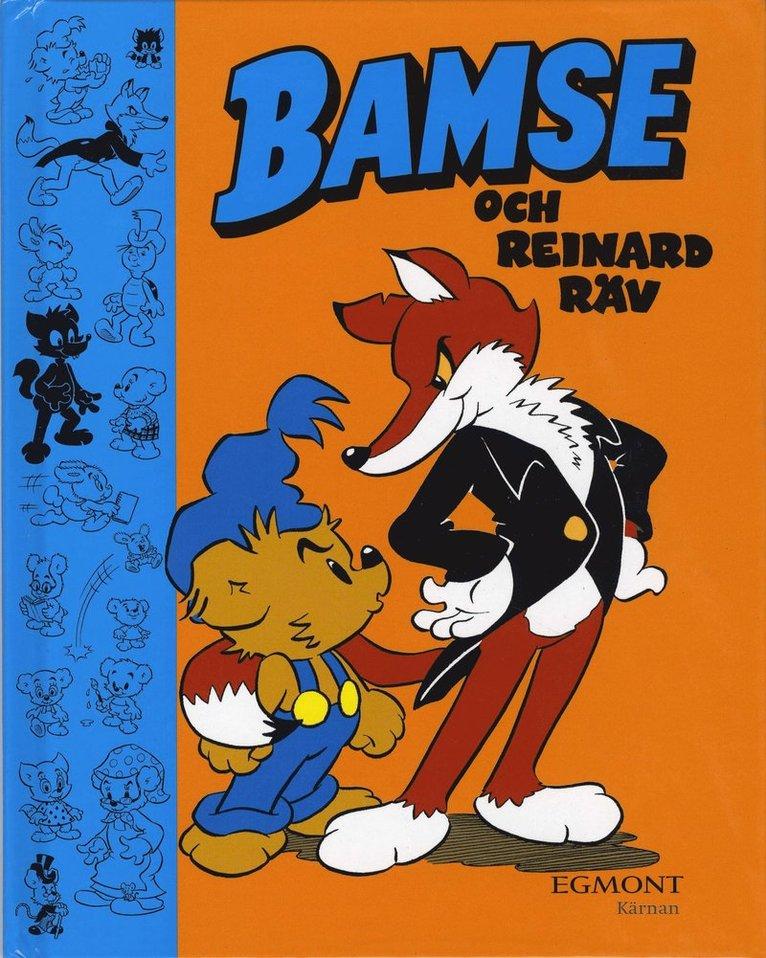 Bamse och Reinard Räv 1