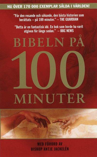 bokomslag Bibeln på 100 minuter