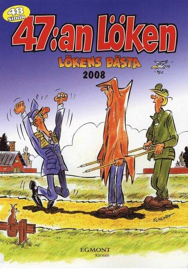 bokomslag 47:an Löken 2008-Lökens bästa