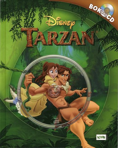 bokomslag Tarzan : apornas son