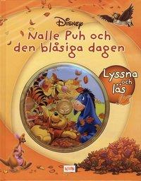 bokomslag Nalle Puh och den blåsiga dagen