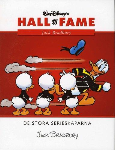 bokomslag Walt Disney's hall of fame : de stora serieskaparna. 21, Jack Bradbury