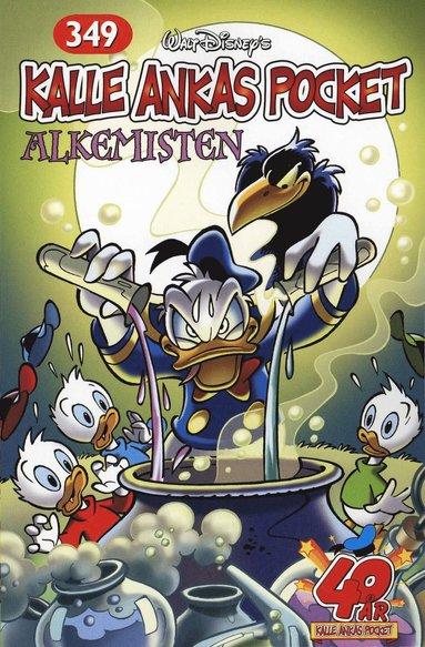 bokomslag Kalle Ankas Pocket nr 349