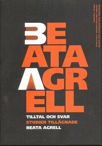 bokomslag Tilltal och svar : studier tillägnade Beata Agrell