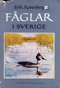 Erik Rosenbergs fåglar i Sverige