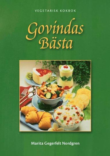 vegetarisk kokbok akademibokhandeln