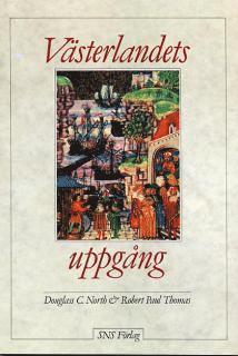 bokomslag Västerlandets uppgång