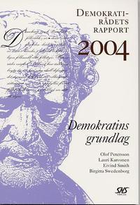 bokomslag Demokratins grundlag