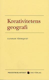 bokomslag Kreativitetens geografi