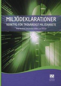 bokomslag Miljödeklarationer : verktyg för trovärdigt miljöarbete
