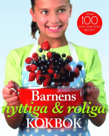 bokomslag Barnens nyttiga & roliga kokbok