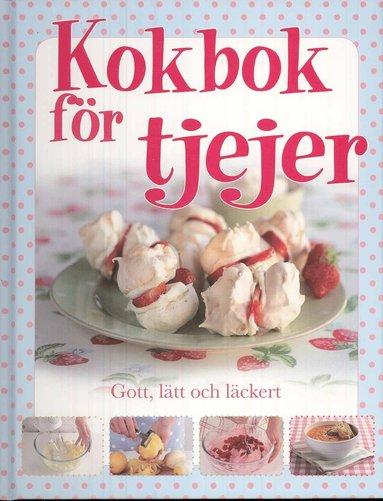 bokomslag Kokbok för tjejer