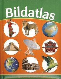 bokomslag Bildatlas : illustrerad atlas för barn