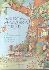 bokomslag Feernas magiska träd