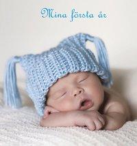 bokomslag Mina första år - blå