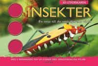 bokomslag 3D-Utforskaren : Insekter