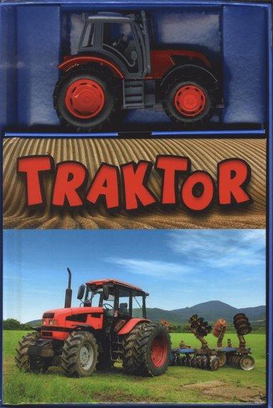 bokomslag Traktor