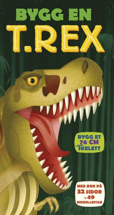 bokomslag Bygg en T.Rex