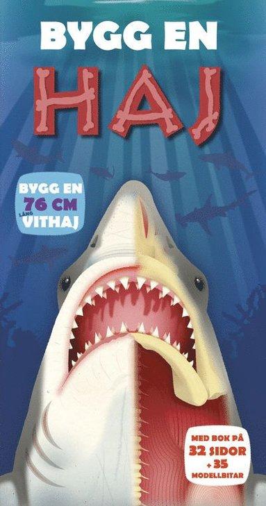 bokomslag Bygg en haj