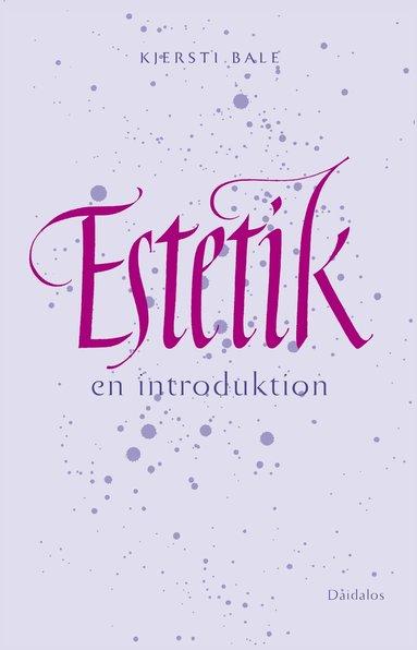 bokomslag Estetik : en introduktion