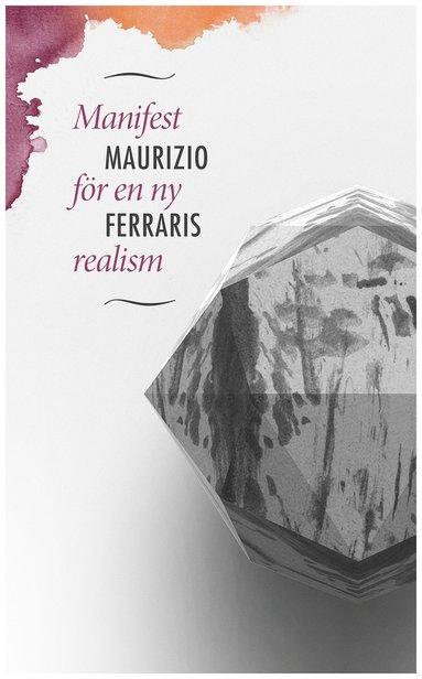 bokomslag Manifest för en ny realism