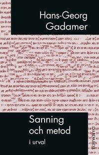 bokomslag Sanning och metod i urval