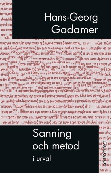 bokomslag Sanning och metod