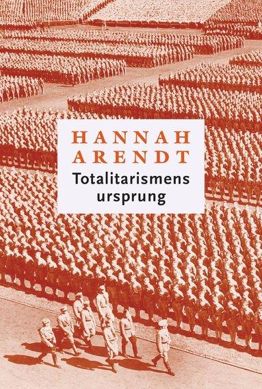 bokomslag Totalitarismens ursprung