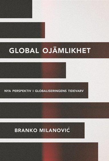 bokomslag Global ojämlikhet : nya perspektiv i globaliseringen tidevarv