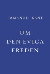 bokomslag Om den eviga freden