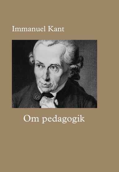 bokomslag Om pedagogik