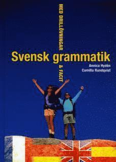 bokomslag Svensk grammatik