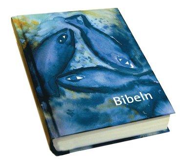 bokomslag Bibeln cartonage fiskmotiv normal