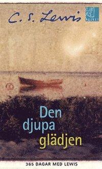 bokomslag Den djupa glädjen, pocket